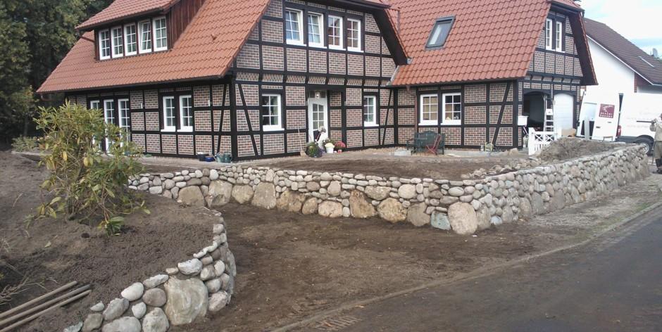 Uetersen, Gartenumgestaltung, Andre Fuchs Galabau